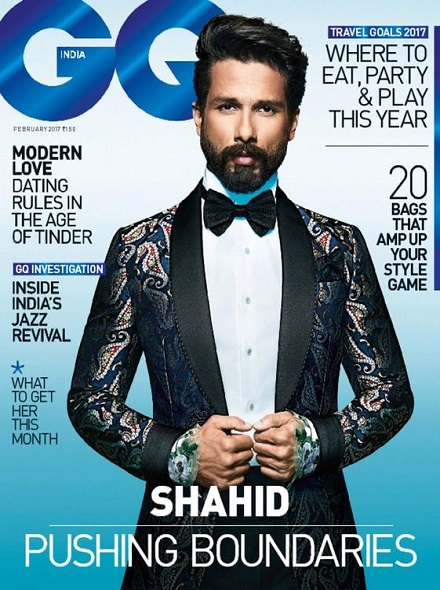 Subscription GQ INDIA
