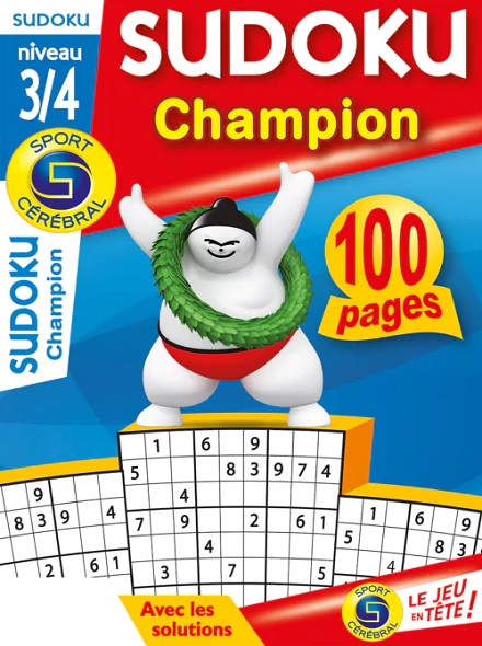 Subscription SC SUDOKU CHAMPION