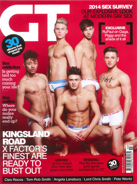 Subscription GAY TIMES - GT