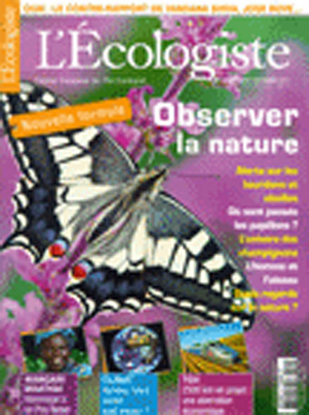 Subscription ÉCOLOGISTE (L')
