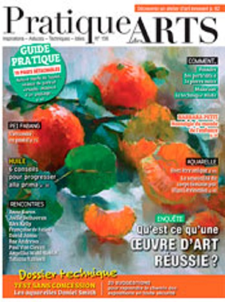 Subscription PRATIQUE DES ARTS