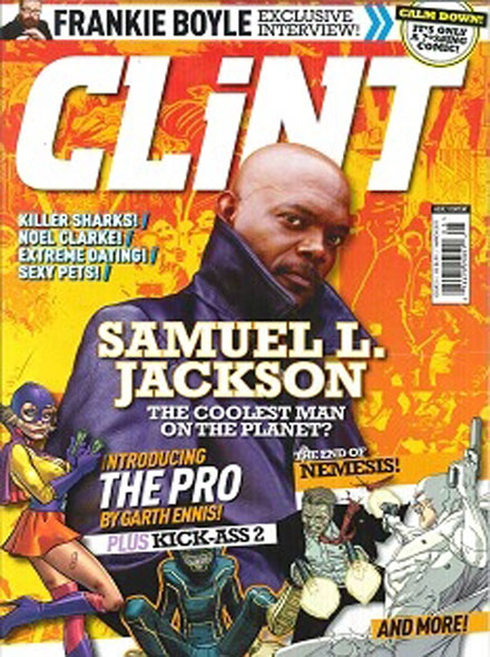 Abonnement MARK MILLAR'S CLINT
