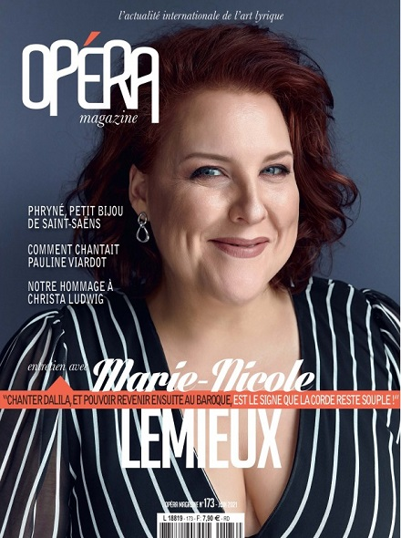 Abonnement OPERA MAGAZINE FRANCE