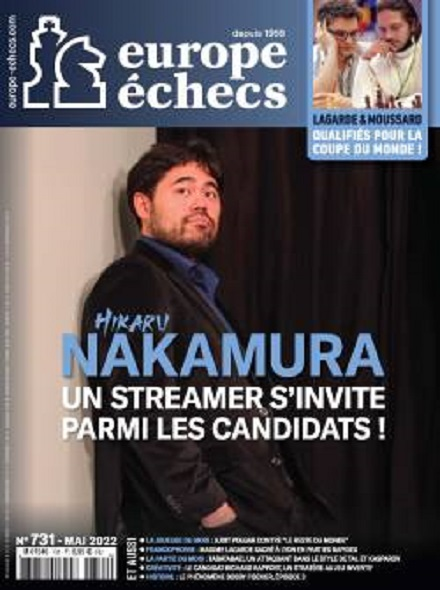 Subscription EUROPE ECHECS