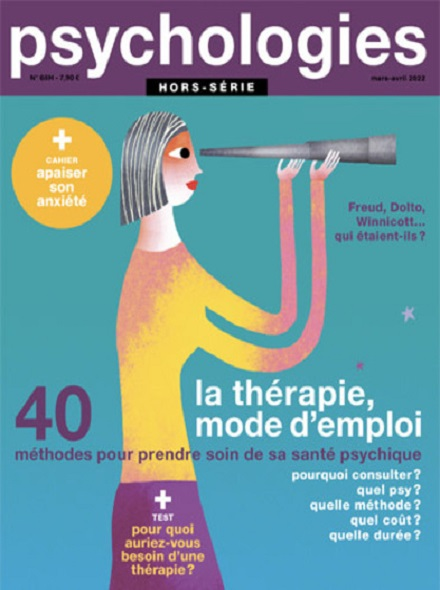 Subscription PSYCHOLOGIES HORS-SERIE