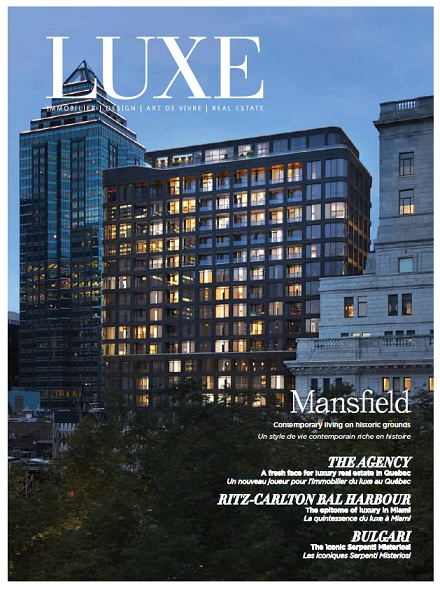 Subscription LUXE MAGAZINE