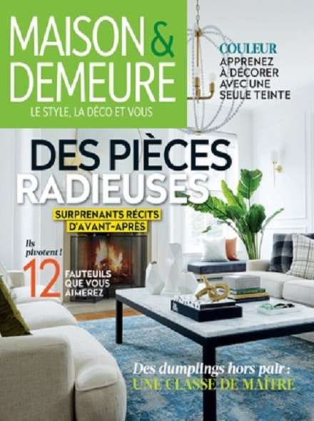 Subscription MAISON & DEMEURE