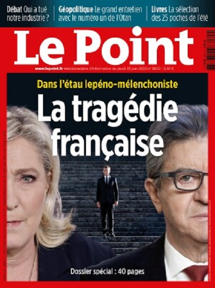 Subscription LE POINT