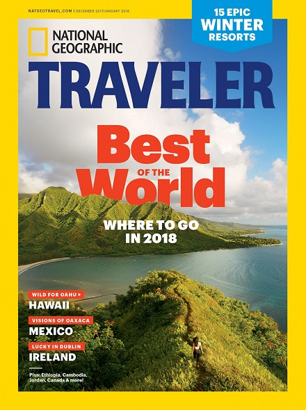 NATIONAL GEOGRAPHIC TRAVELER (US VERSION)