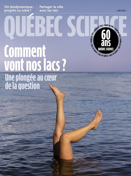 Subscription QUÉBEC SCIENCE