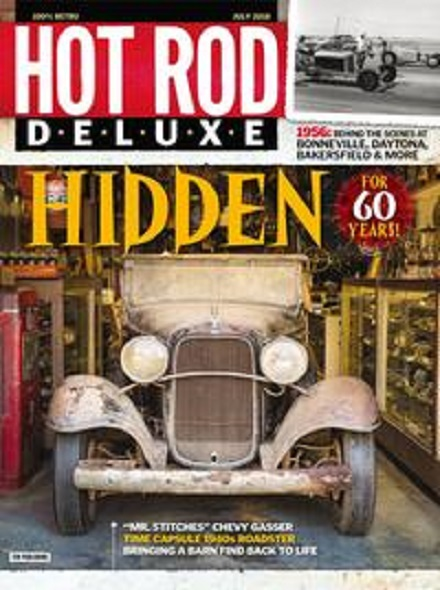 Subscription HOT ROD DELUXE