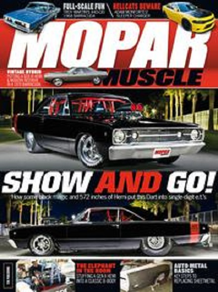 Subscription MOPAR MUSCLE