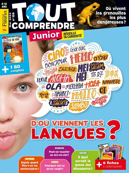Subscription TOUT COMPRENDRE JUNIOR