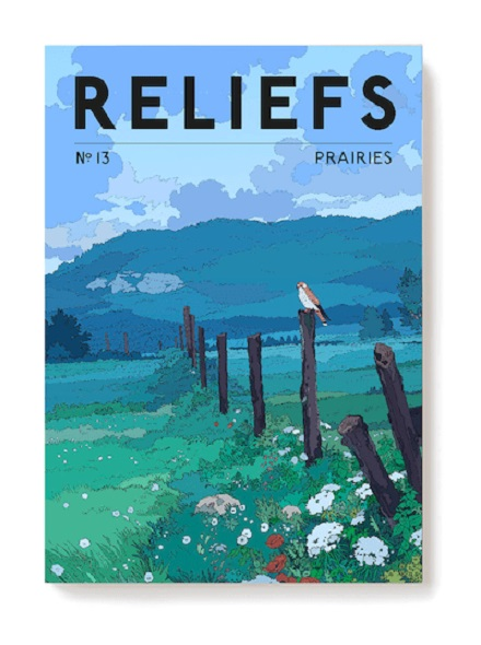 Subscription RELIEFS MAGAZINE