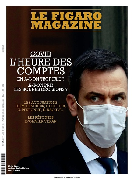 Subscription LE FIGARO MAGAZINE