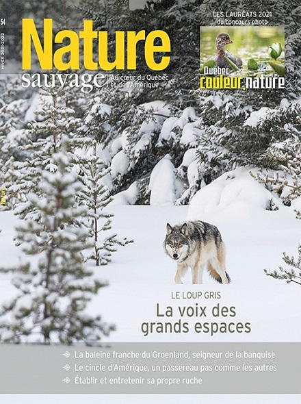 Subscription NATURE SAUVAGE