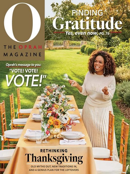 """O"" THE OPRAH MAGAZINE"