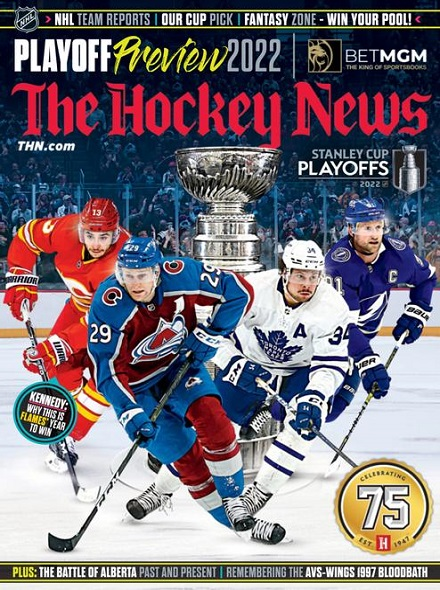 Subscription THE HOCKEY NEWS SILVER