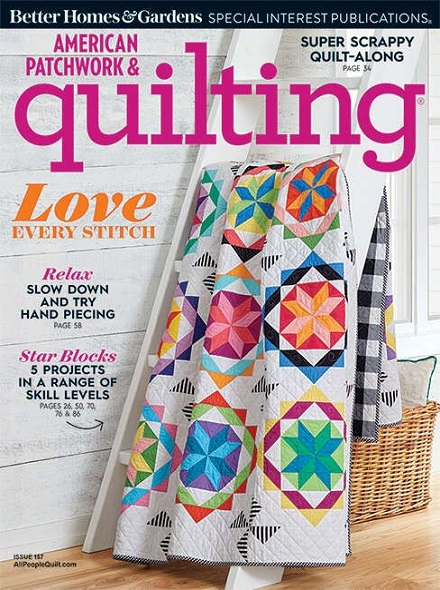 Subscription AMERICAN PATCHWORK & QUILTING