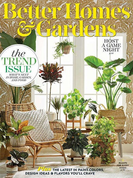 Subscription BETTER HOMES & GARDENS