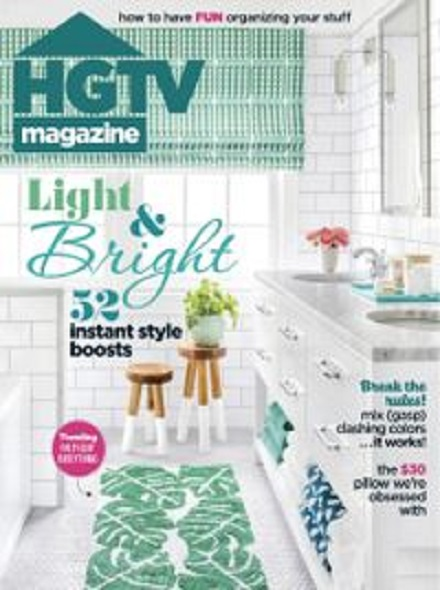 Abonnement HGTV MAGAZINE