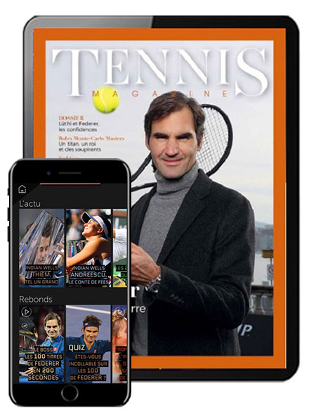 TENNIS MAGAZINE ( DIGITAL VERSION)