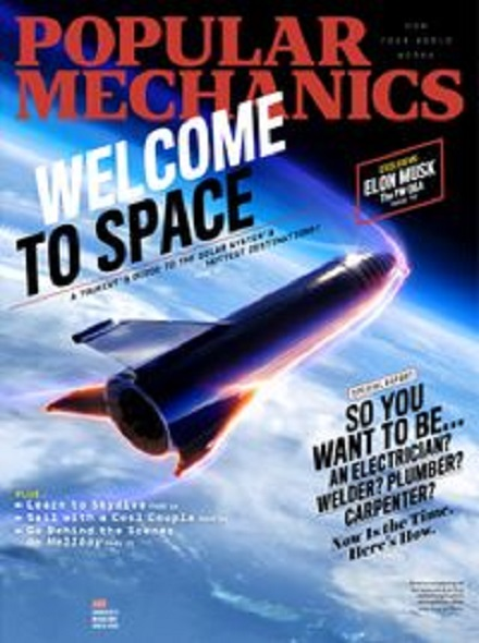 Abonnement POPULAR MECHANICS