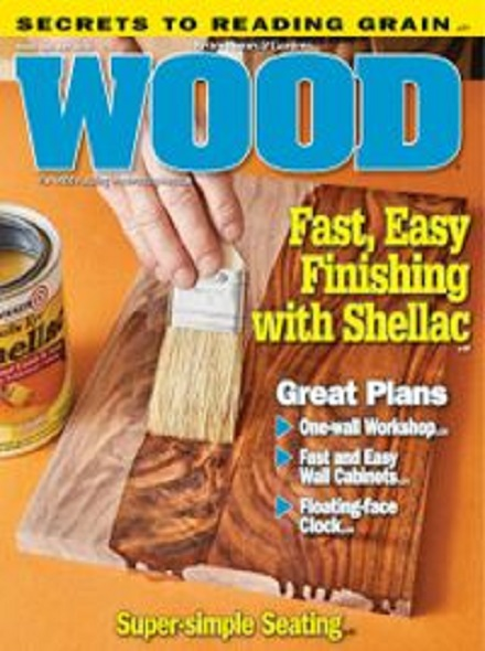 Subscription WOOD MAGAZINE