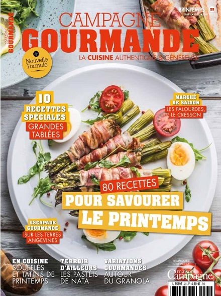 Subscription CAMPAGNE GOURMANDE