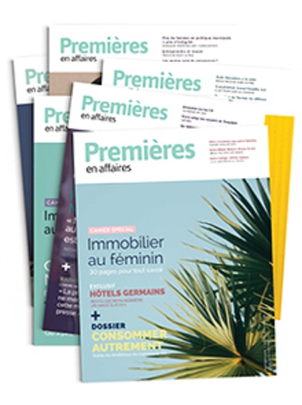 Subscription PREMIERES EN AFFAIRES