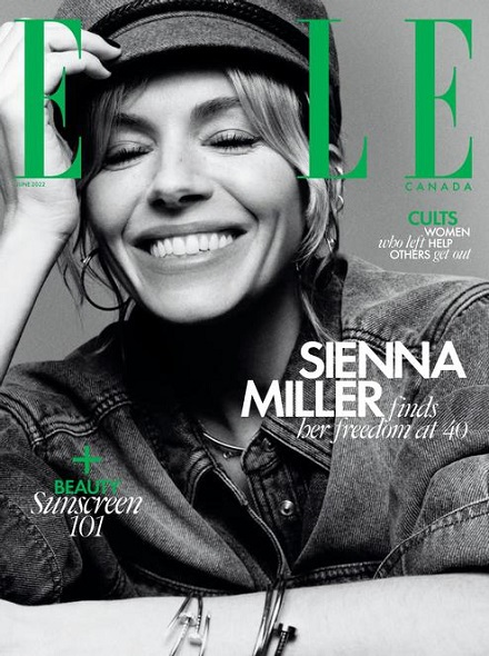 Subscription ELLE CANADA