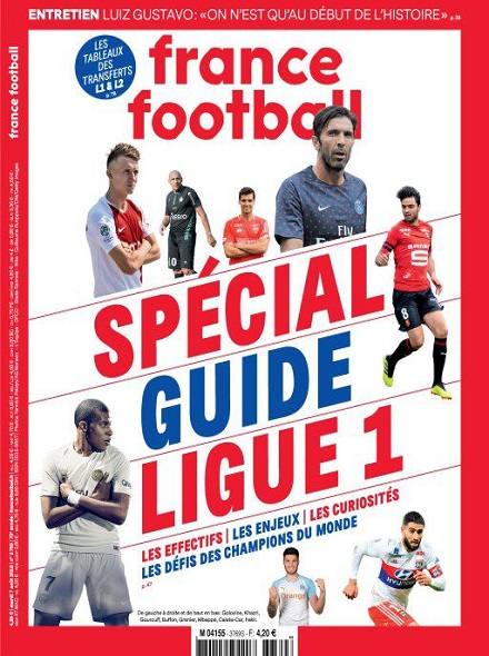 Subscription FRANCE FOOTBALL