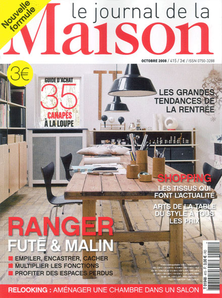 Subscription JOURNAL DE LA MAISON