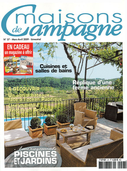 Subscription MAISON DE CAMPAGNE