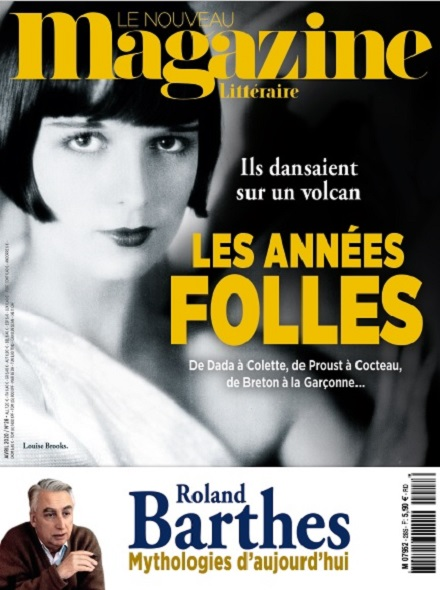 Subscription LE NOUVEAU MAGAZINE LITTERAIRE