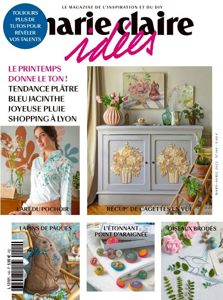 Subscription MARIE CLAIRE IDEES