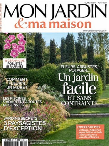 Subscription MON JARDIN MA MAISON
