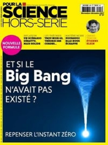 Subscription POUR LA SCIENCE HORS-SERIE