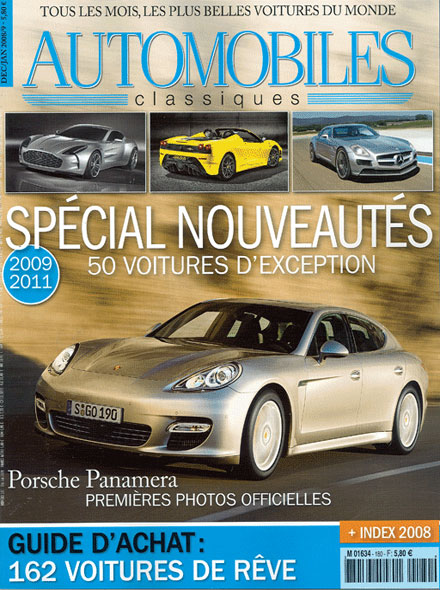 Subscription AUTOMOBILE CLASSIQUE