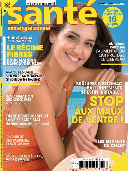 Subscription SANTE MAGAZINE