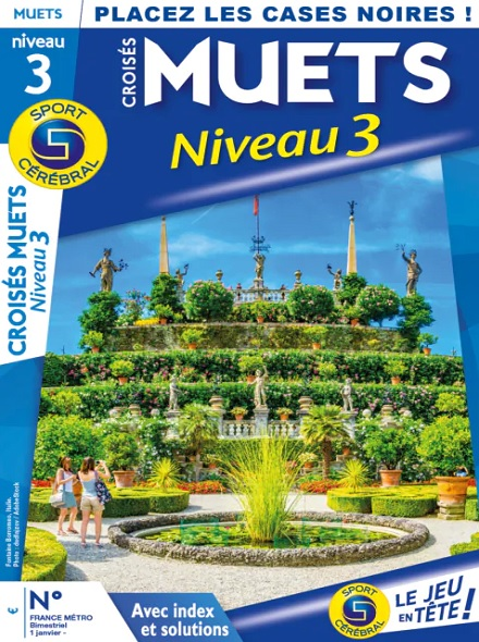 Subscription SC CROISÉS MUETS N.3