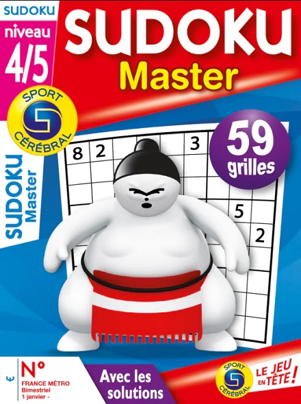 Subscription SC SUDOKU MASTER