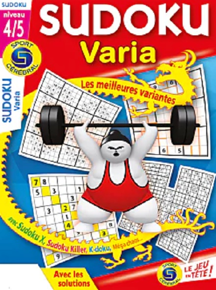Subscription SC SUDOKU VARIA
