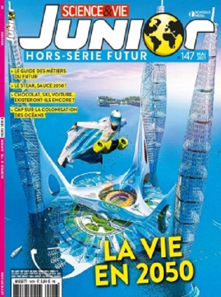 Subscription SCIENCE & VIE JUNIOR HORS-SERIE