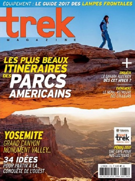 Subscription TREK MAGAZINE