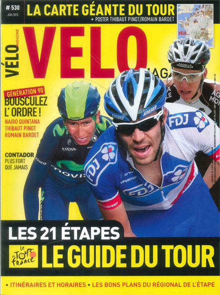 Subscription VELO MAGAZINE