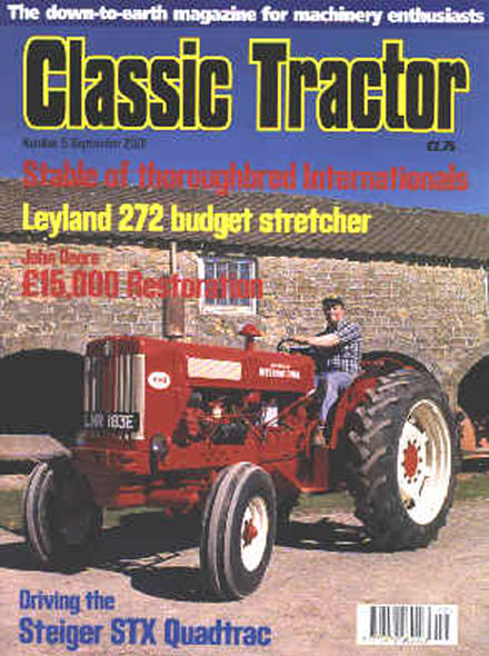 Subscription CLASSIC TRACTOR