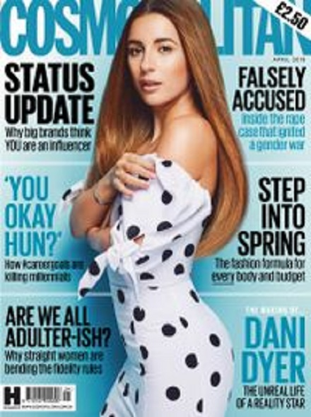 Subscription COSMOPOLITAN UK
