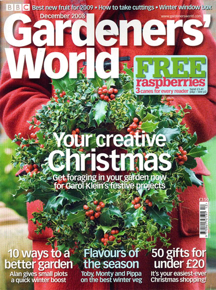 Subscription GARDENERS' WORLD