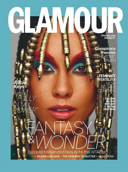 Subscription GLAMOUR UK